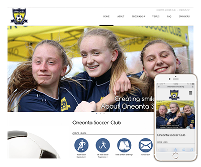 Oneonta Soccer Club◊'s Screenshot